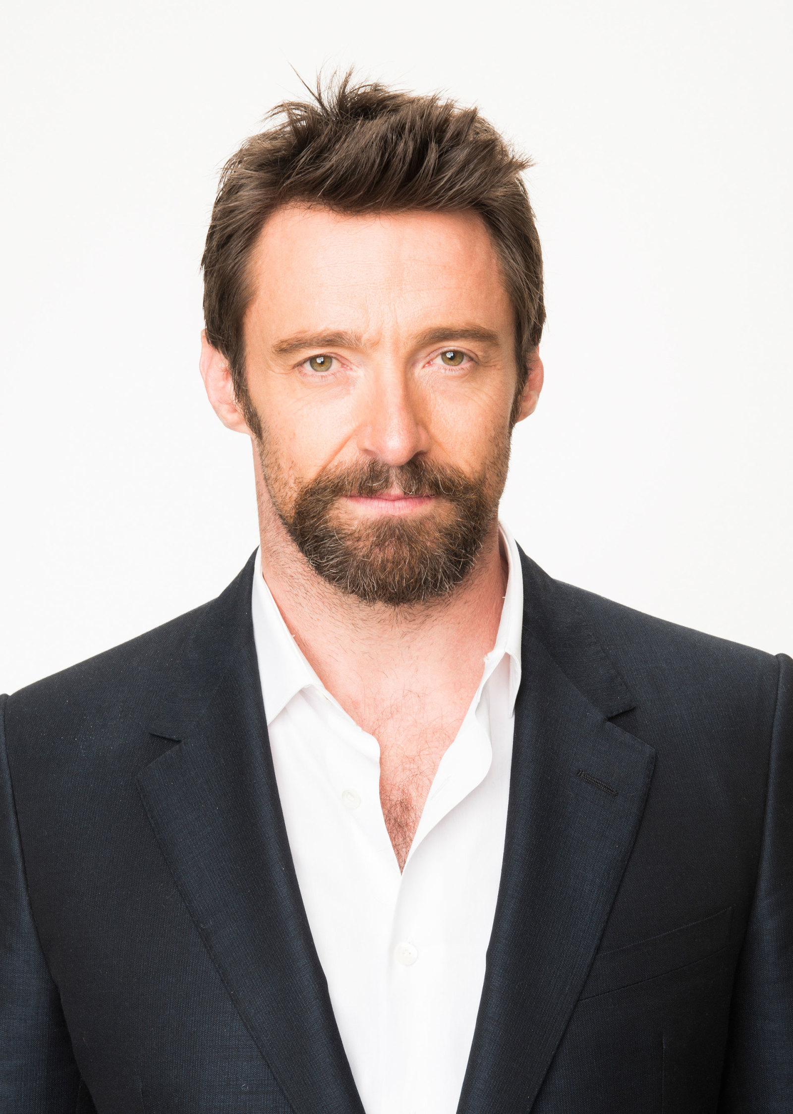 Hugh Jackman on Marria...