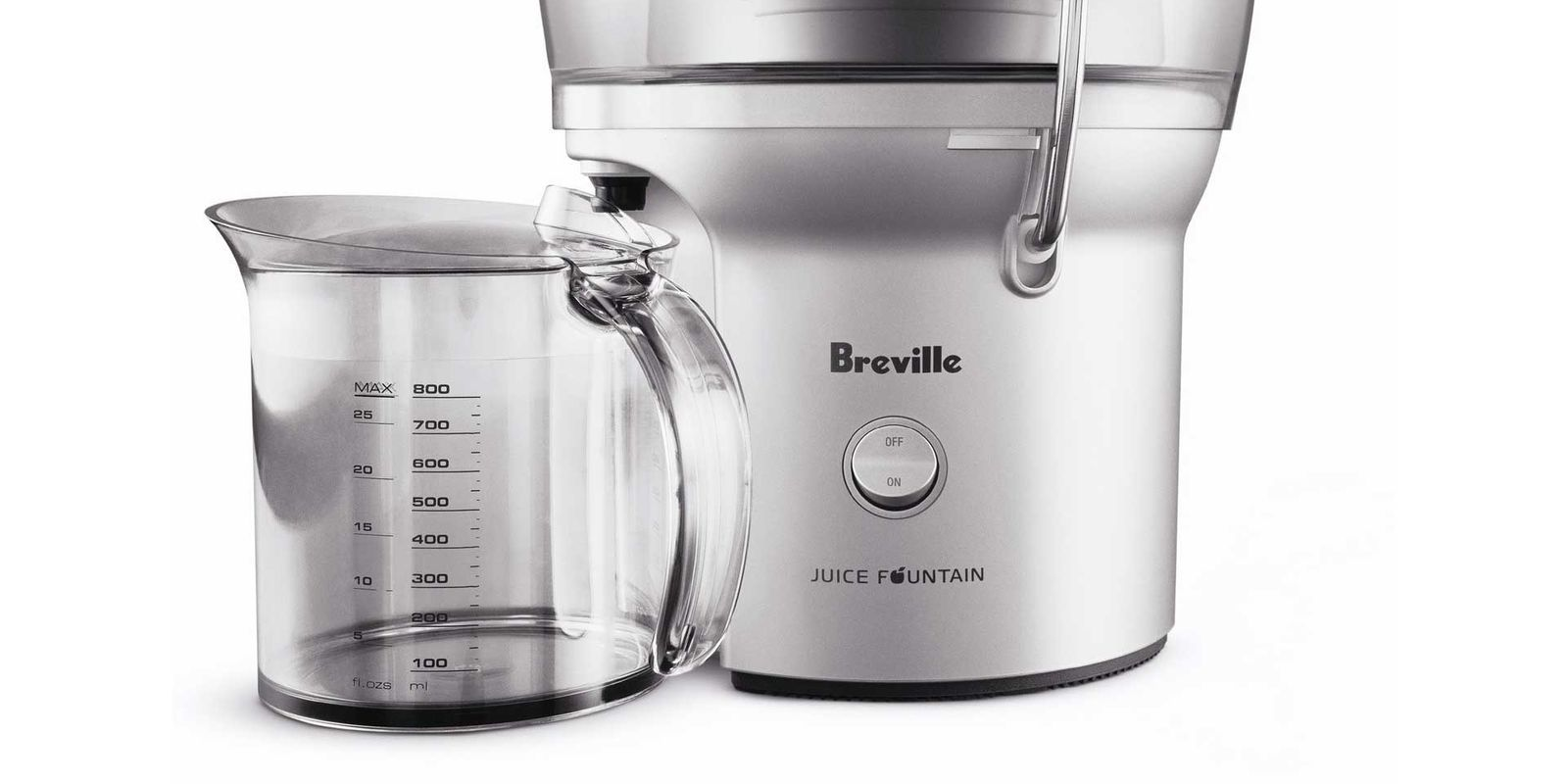 Breville Slow Juicer Parts : Breville Juicer. Breville Je98xl Juice Fountain Plus 850. 10 Wellness Products To Help You Stick ...