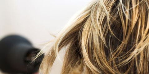 Damaged Hair - How to Repair Color Treated Hair - Straightener Damage