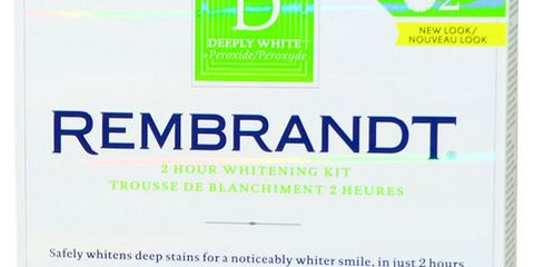 Rembrandt Intense Stain Dissolving Whitening Strips Review