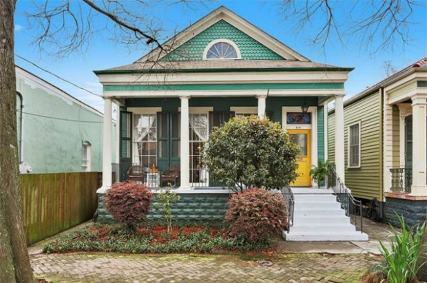 A Sunny New Orleans Home That Will Make You Smile