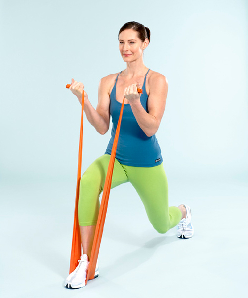 Muscle Toning Walking Exercises
