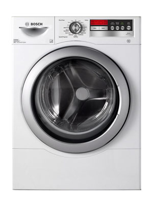 Frigidaire 3 9 Cu Ft Front Load Washer Featuring Ready