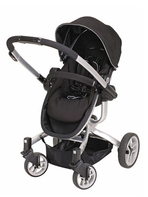 Teutonia T Linx System Stroller Review