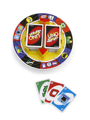 TO GO! Games Uno Spin Review