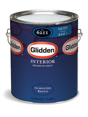 Glidden Interior Premium Interior Paint Review