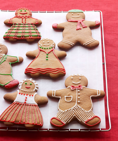 Paula Deens Gingerbread Cookies Recipe Deen Recipes