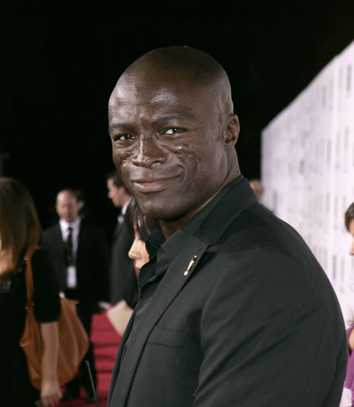 Interview With The Musician Seal Heidi Klum