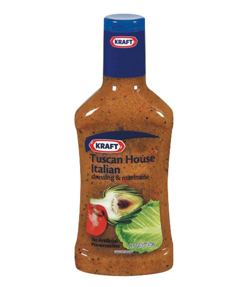 Kraft Tuscan House Italian Dressing Review