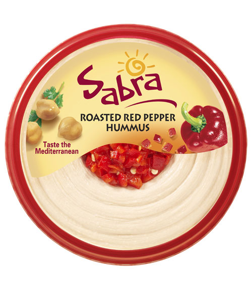 Best roasted red pepper hummus ever for Recipe red pepper hummus