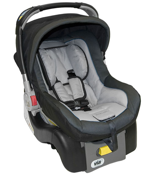 the first years via infant car seat review. Black Bedroom Furniture Sets. Home Design Ideas