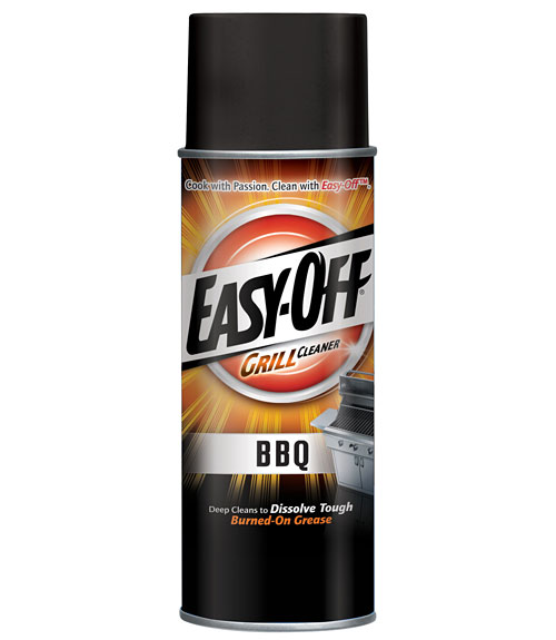 Easy Off Bbq Grill Cleaner Review