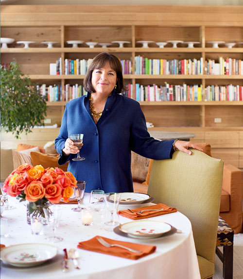 ina garten's thanksgiving advice - have a stress-free holiday