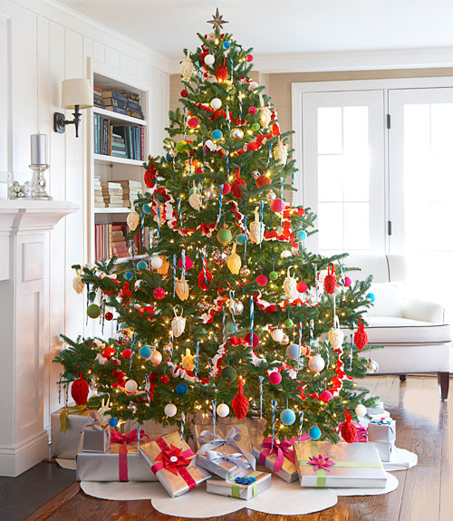 Christmas Decorating Ideas Gt Old Fashioned Christmas Decorating