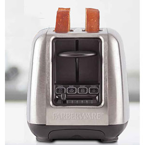 Farberware 2 Slice Toaster Review