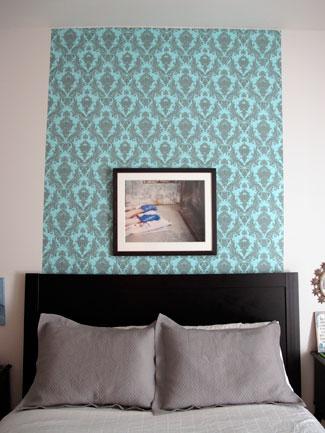 wallpaper u003d easy bedroom update