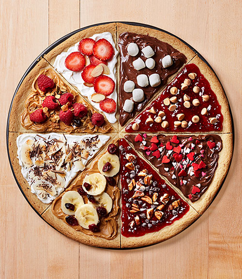 Bathroom decorating ideas - Cookie Pizza Recipe