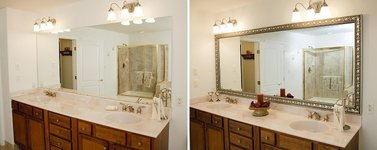 brighten up your bathroom with mirrormate frames - Mirrormate Frames