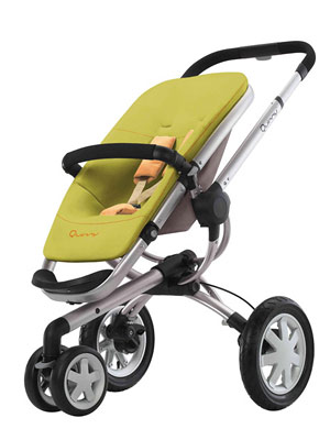 Quinny Buzz 3 Stroller Review