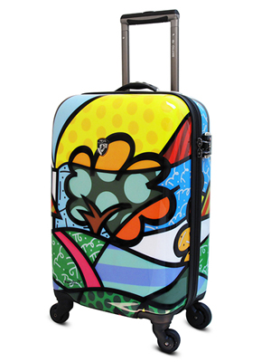 Britto Collection by Heys USA; A New Day 22