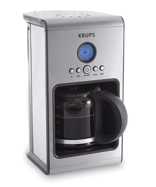 Krups Coffee Maker Km1000 Manual : Krups Coffee Machine KM1000 Review