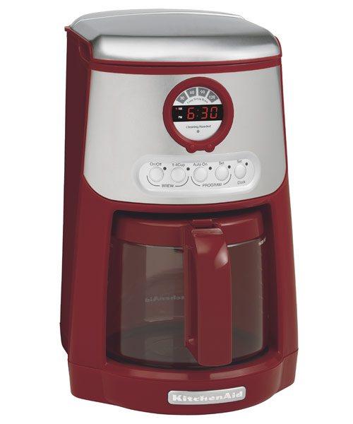KitchenAid Java Studio Collection Coffee Maker Review