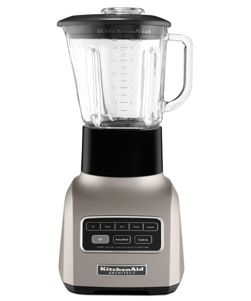 Kitchenaid Blender kitchenaid architect series 5-speed blender ksb655 review