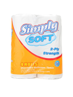 simply soft toilet paper