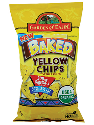 Garden of Eatin Baked Tortilla Chips Review