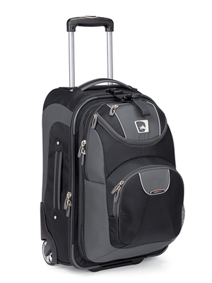 High Sierra Carry-On Wheeled Backpack with Removable Day Pack Review