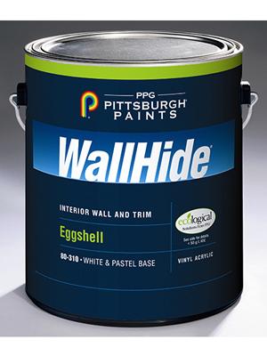 pittsburgh paints wallhide - Best High Gloss Paint