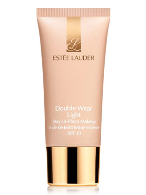 estee lauder double wear light stay in place makeup spf 10 foundation. Black Bedroom Furniture Sets. Home Design Ideas