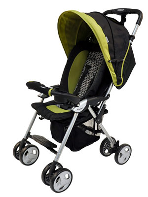 Combi-USA Cosmo EX Stroller Review