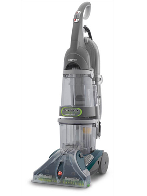 Hoover SteamVac Dual V Carpet Cleaner F7412900 Review