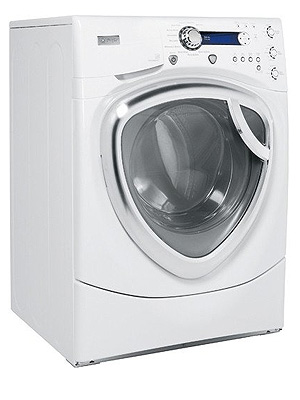 ge steam washing machine