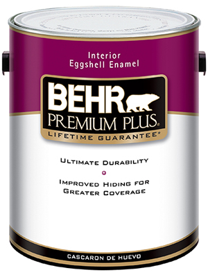 Behr Premium Plus Interior Paint Review