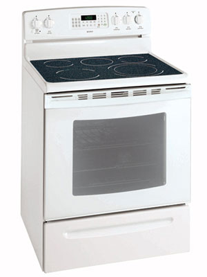 Kenmore Model 9445 Electric Range Review