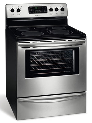 Frigidaire Model Glefz389hc Electric Range Review