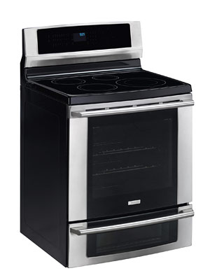 electrolux 30 inch electric range ew30if60is