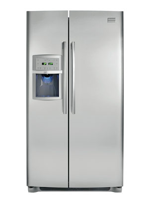 frigidaire side by side model fpus2698lf