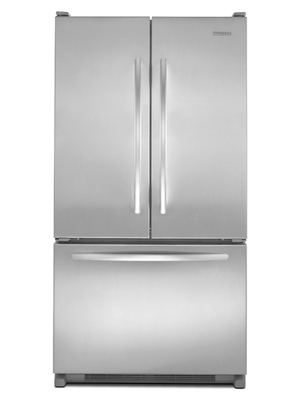 kitchenaid kbfs25evmas french door
