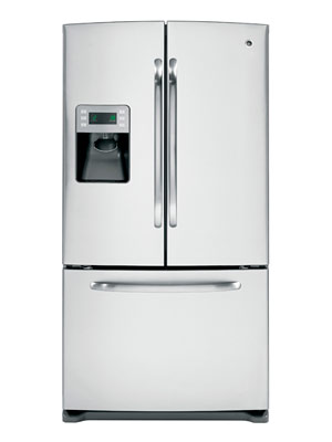 refrigerator 10 cu ft. ge 25 9 cu ft french door refrigerator gfss6kkyss 10