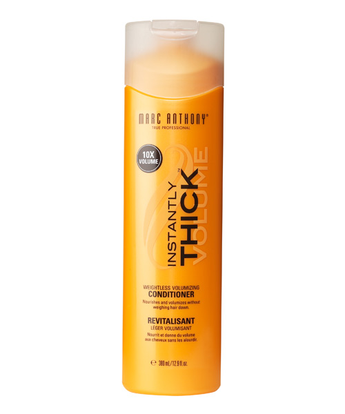 Marc Anthony Instantly Thick Hair Thickening Shampoo Review