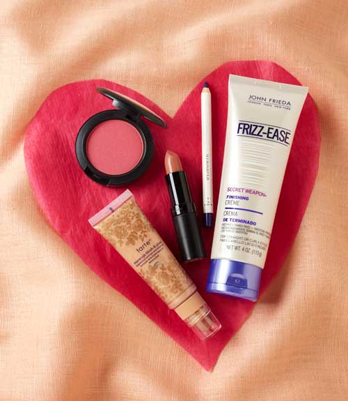 valentine's day beauty - valentines day makeup and hair tips, Ideas