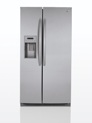 Kenmore Side-by-Side Refrigerator Model #51033 Review