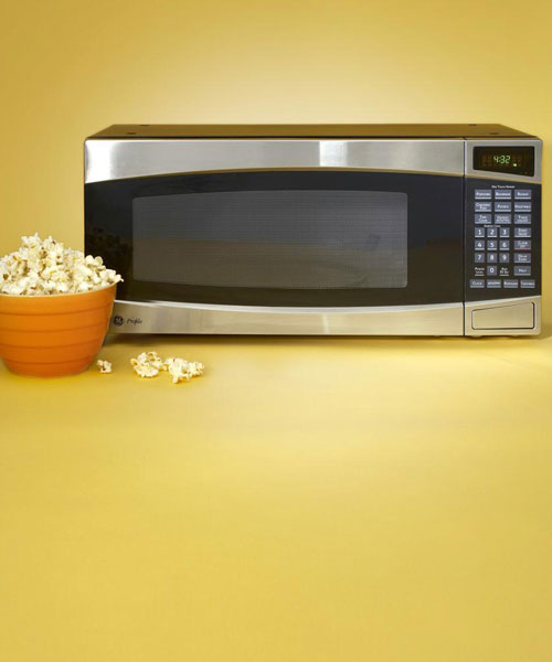 GE Profile Spacemaker II 1.0 Cu. Ft. Microwave Oven PEM31SMSS Review