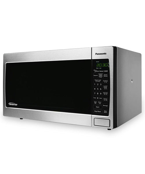 Best Microwave Ovens ~ Panasonic family size cu ft counter top microwave