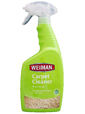 Weiman Carpet Cleaner Review