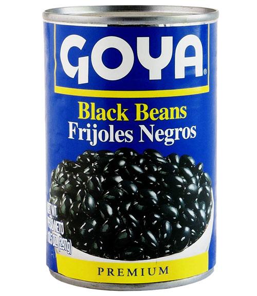 goya black beans review