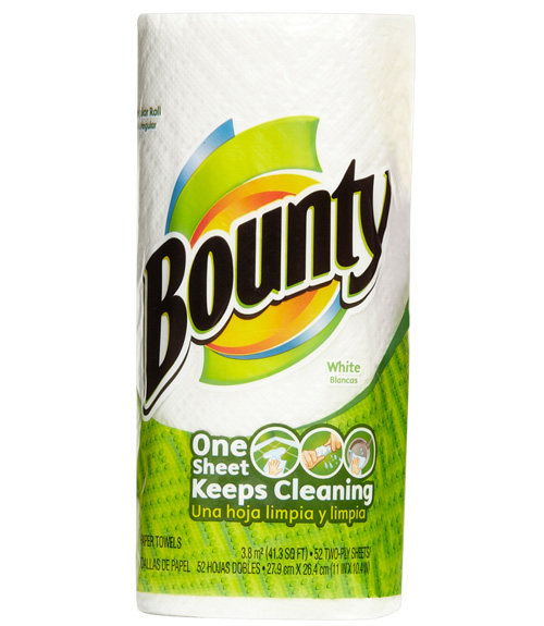 bounty paper towels review. Black Bedroom Furniture Sets. Home Design Ideas